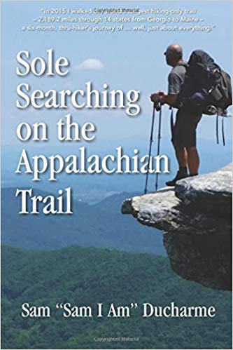 Sole Searching on the Appalachian Trail Book Cover